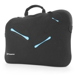 FUNDA / MALETIN SLEEVE NEOPRENO PHOENIX STOCKHOLM PARA PORTATIL NETBOOK HASTA 15.6""
