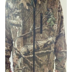 Jacket / Green Camo Coat for Hunting / Fishing / Mountain